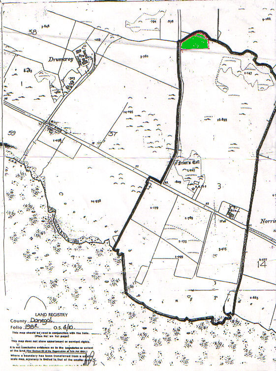 Lot 2 40 Acres Of Land, Lagg, Malin, Donegal, Donegal